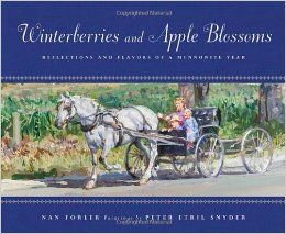 Winterberries & Apple BlossomsNan ForlerTundra Books With an evocative poem for every month of the year, young Naomi introduces us to her family and hosts a journey through the seasonal rhythms of her rural Mennonite community.  In the winter there's a quilting bee with chattering, friendly women to warm the frigid night, visits to a general store with all its treasures, and the awakening of the sap in the sugar bush. Spring months bring the hard work of clearing the fields and the sweet…
