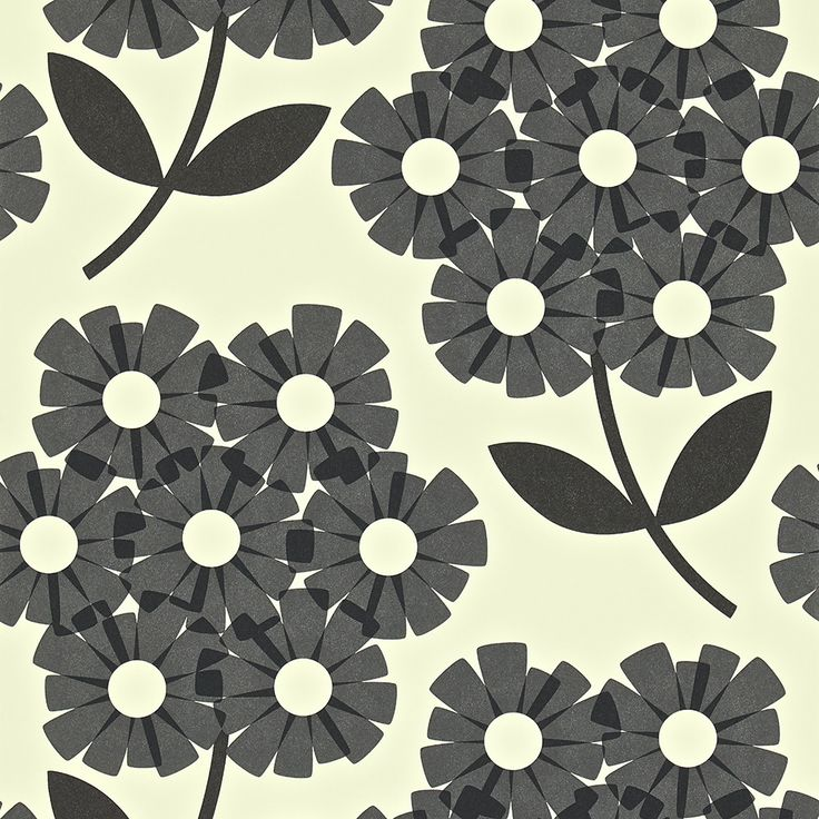 Discover+the+Orla+Kiely+Giant+Rhododendron+Wallpaper+-+110412+at+Amara