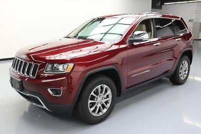 eBay: 2016 Jeep Grand Cherokee 2016 JEEP GRAND CHEROKEE LIMITED SUNROOF NAV REAR CAM #369381 Texas Direct Auto #jeep #jeeplife
