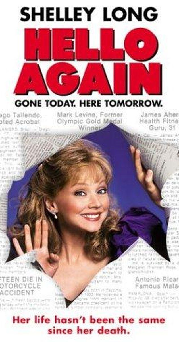 Directed by Frank Perry. With Shelley Long, Judith Ivey, Gabriel Byrne, Corbin Bernsen. A suburban housewife chokes to death and is brought back to life by a spell cast by her wacky sister.