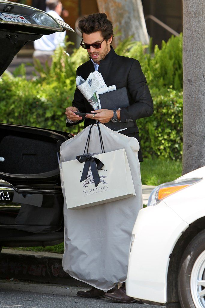 Amanda Seyfried and Dominic Cooper Reunite to Hit Barneys