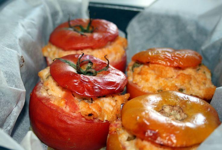 Pomodori ripieni alla toscana