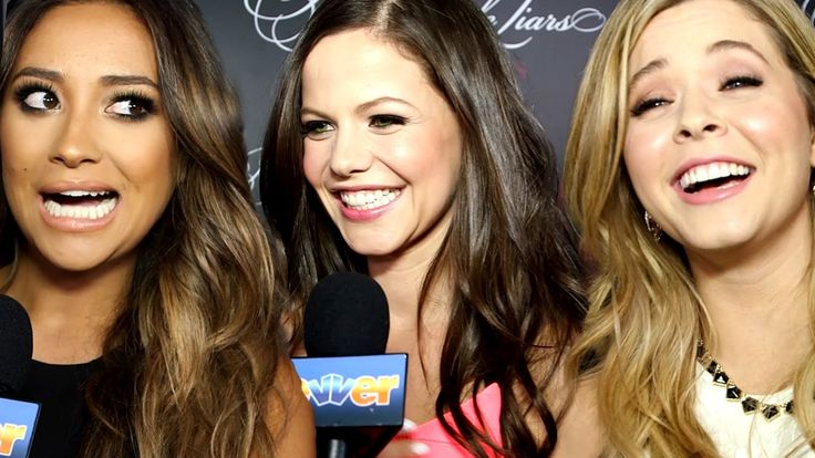 """Would You Rather with """"Pretty Little Liars"""" Cast"""
