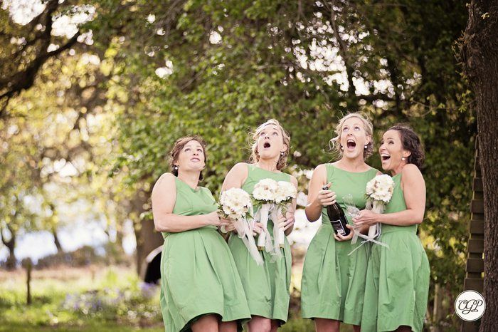 Love these girls, they were so much fun! Their dresses are so refreshing!