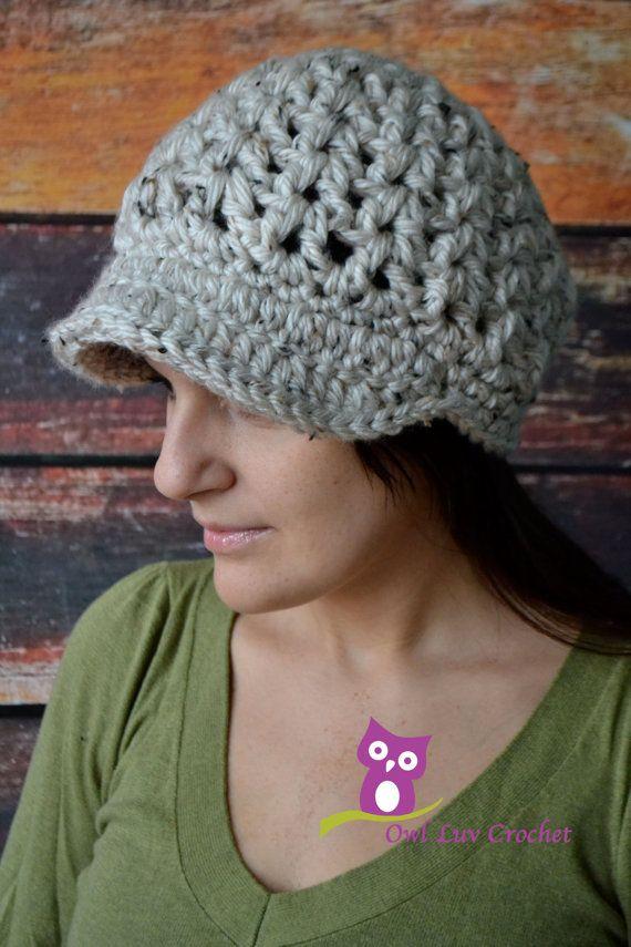 bailey brimmer crochet hat pattern crochet bufandas pinterest crochet bufanda gorros y tejido. Black Bedroom Furniture Sets. Home Design Ideas