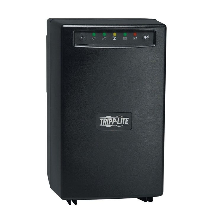 1500VA 980-Watt UPS Smart To-Watter AVR 120-Volt USB DB9 Snmp for Servers