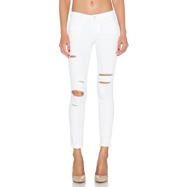 best 25 white ripped skinny jeans ideas on pinterest. Black Bedroom Furniture Sets. Home Design Ideas