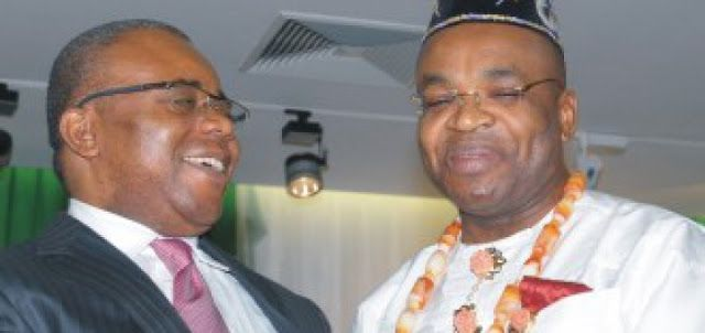Umana Umana Begs Udom For Contracts To Recover Campaign Fund[White Paper]    As the Supreme Court judgement is being expected on Wednesday the APC governorship candidate in Akwa Ibom State during the last election Umana Okon Umana has contemplated reaching out to Governor Udom Emmanuel for contracts to help him recover the money he spent for the elections and on the legal tussles.A close associate of Umana spoke with Akwa Ibom leading blogger Abel Abel on condition of anonymity revealed…