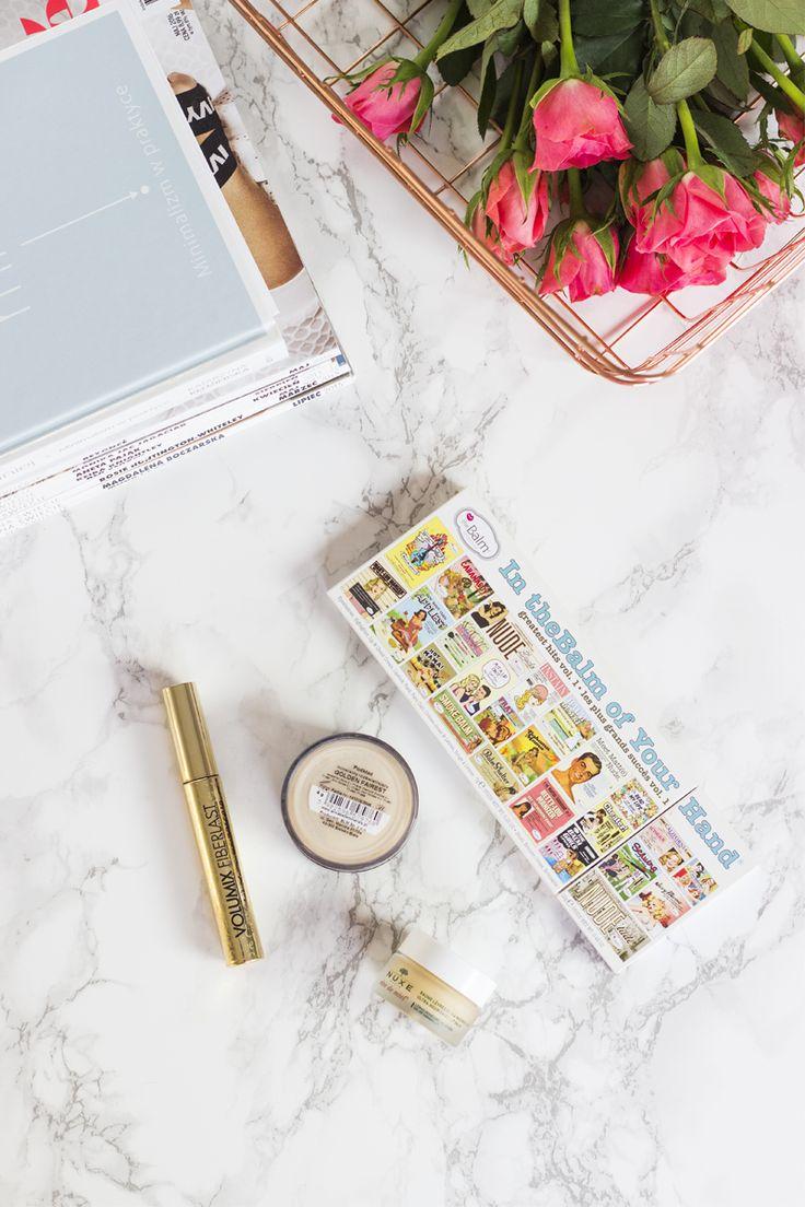 Agu Blog / blog kosmetyczny / blog o urodzie i stylu życia: Ulubieńcy sierpnia
