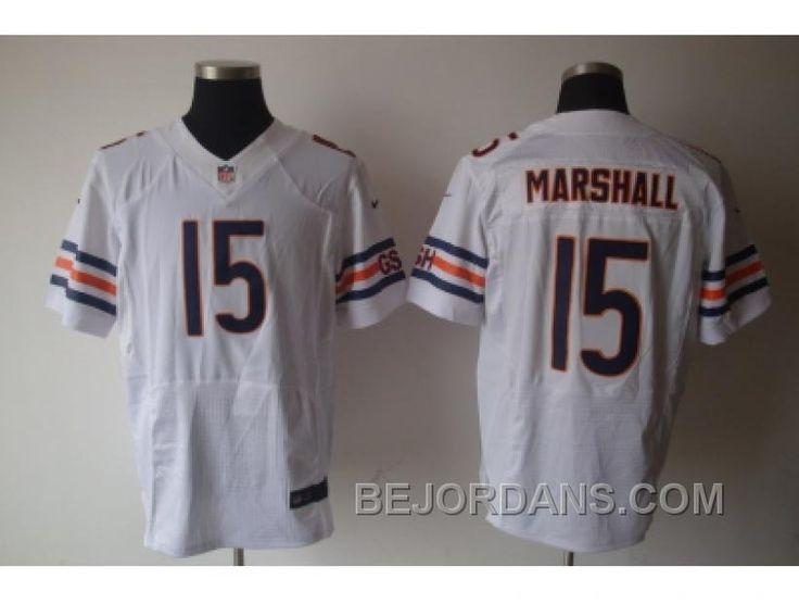 http://www.bejordans.com/free-shipping-60-off-nike-nfl-chicago-bears-15-brandon-marshall-whitw-elite-jerseys.html FREE SHIPPING ! 60% OFF! NIKE NFL CHICAGO BEARS #15 BRANDON MARSHALL WHITW ELITE JERSEYS Only $20.00 , Free Shipping!