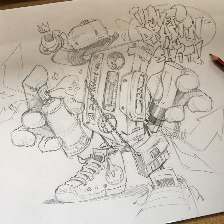 Just sketching crud that comes in me noggin... #cheo #sketch #cassette #beatsrhymsandlife just noticed I missed a finger,how annoying ah well the world keeps turning eh.