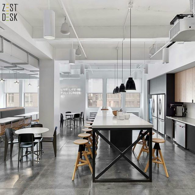 18 Best Office Kitchens And Break Rooms Images On