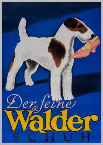 Der Feine Walder schuh - 1930's - (Charles Kuhn) -