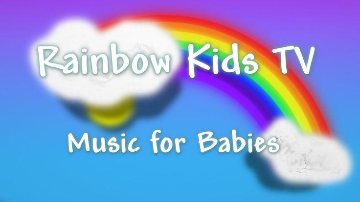 Nursery Music - Baby Music - Baby Lullaby - Bach Air - Sun Moon and Star...