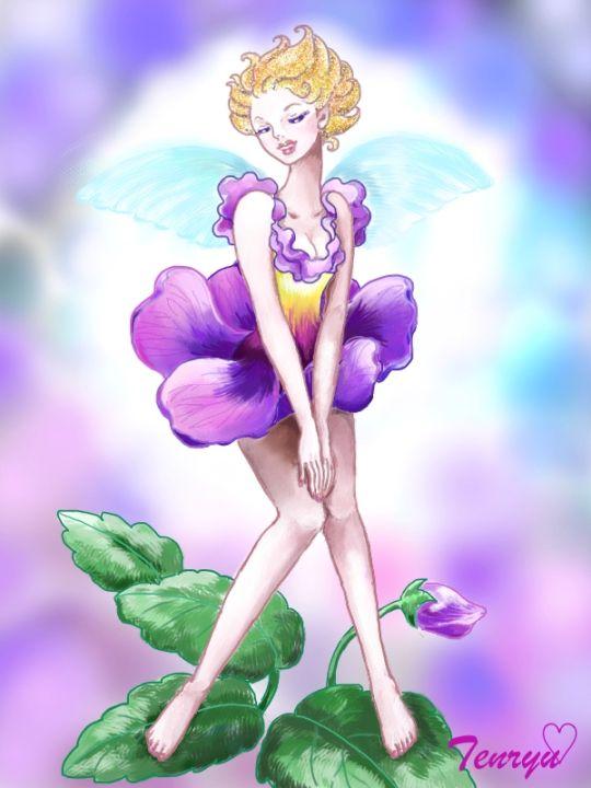 「イラスト・天使/妖精」のブログ記事一覧(2ページ目)-だいじょうぶ