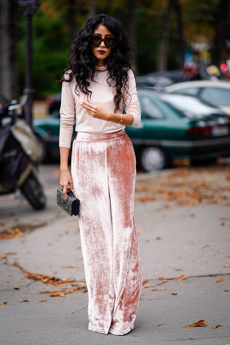 STYLECASTER | Chicest Ways to Wear Velvet Now
