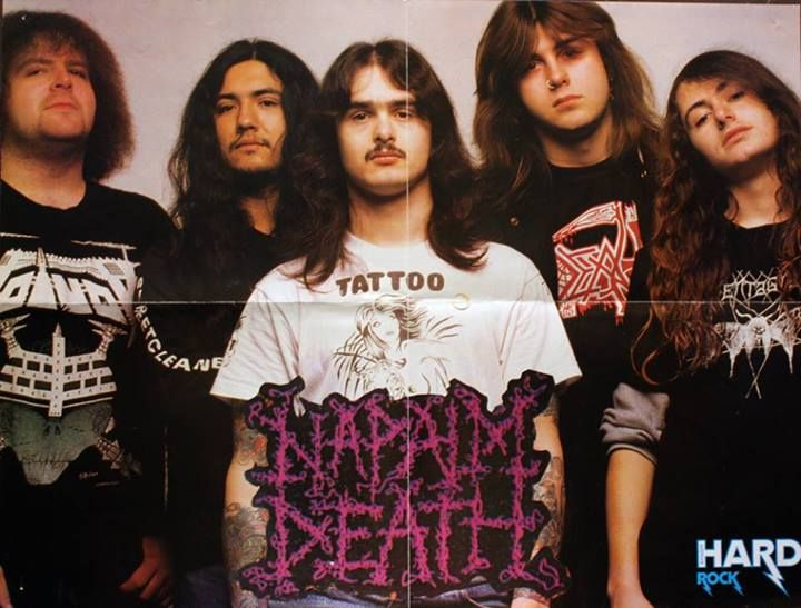 ND wearing their influences on their sleeves! Voivod, Godflesh, Death, and the Chilean Pentagram!