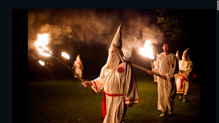The North Carolina Republican Party condemned the Ku Klux Klan on Friday after the racist group announced a parade in the Tar Heel State to celebrate President-elect Donald Trump's win.