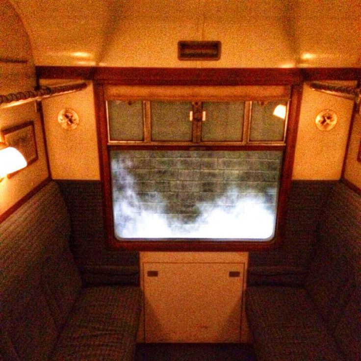 Inside the Cabin of Hogwarts Express in Diagon Alley ...