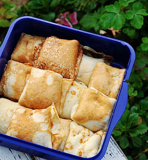 проверенный и самый-самый рецепт блинов Оксаны Путан.
