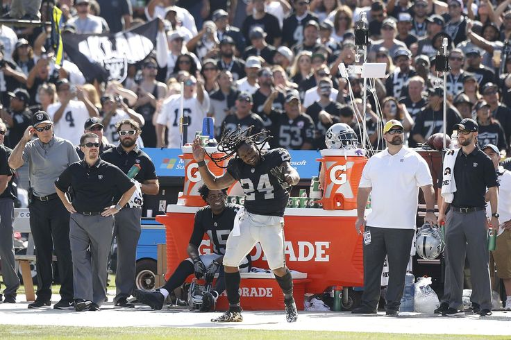 Raiders vs. Washington 2017: Start time, TV schedule for 'Sunday Night Football'