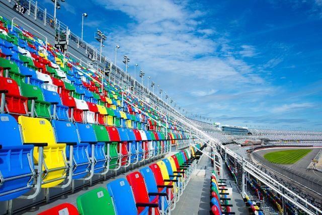 Daytona International Speedway Gets Massive Overhaul