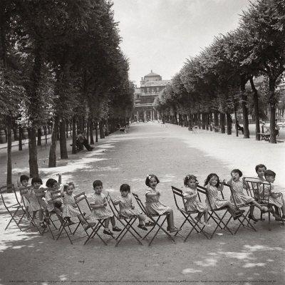 Children - Robert Doisneau