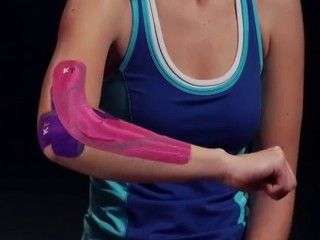 Learn about tennis elbow taping. Tennis Elbow is the common name describing the condition Lateral Epicondylitis, or inflammation of the outside portion of the elbow resulting in soreness and tenderness. Though, recent research has shown that the condition is not as much inflammatory as it is degenerative (microscopic injury to the tendon).