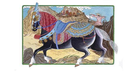 Chinesisches Horoskop Pferd (Fische) im Dezember