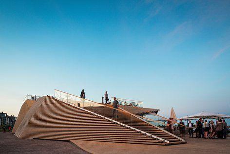 Löyly, Helsinki, 2016 - Avanto Architects Ltd
