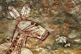 Image result for aboriginal rock art animals