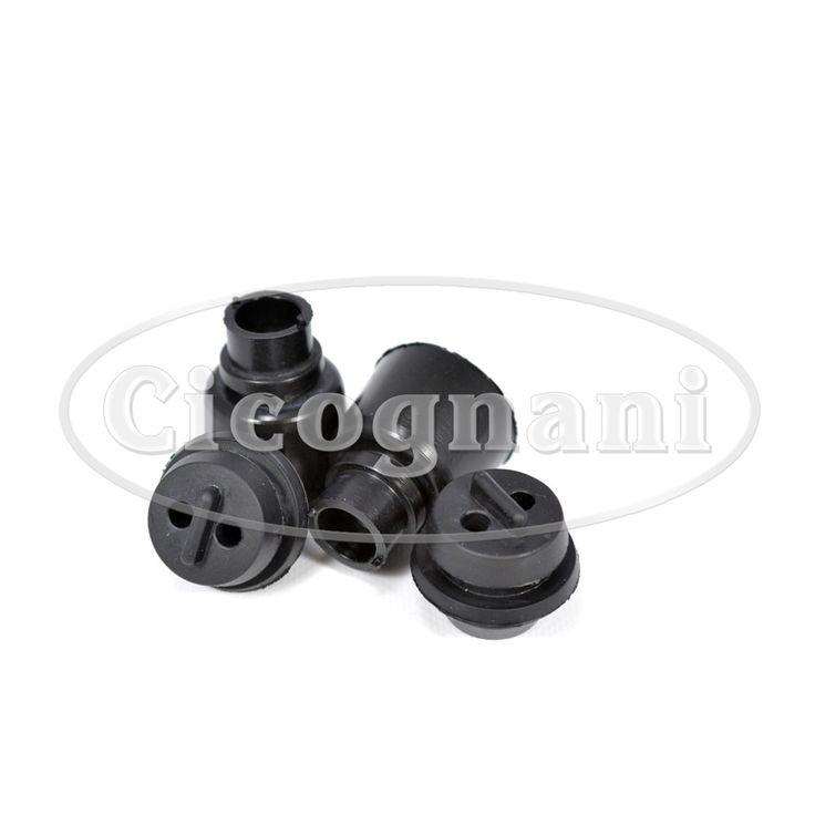 Ferrari 275/330/365 GTS LH/RH Headlight Wire Grommet & Cap (4 pcs)
