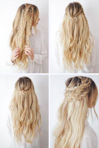 Bevorzugte Braid Hair Tutorials ★ Weitere Informationen: glaminati.com