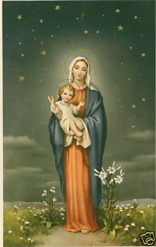 Holy Mary, Mother of God, pray for us sinners, now and at the hour of our death. Amen