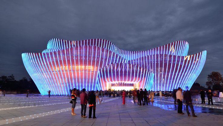 Wanda Exhibition Centre | Aristo LED