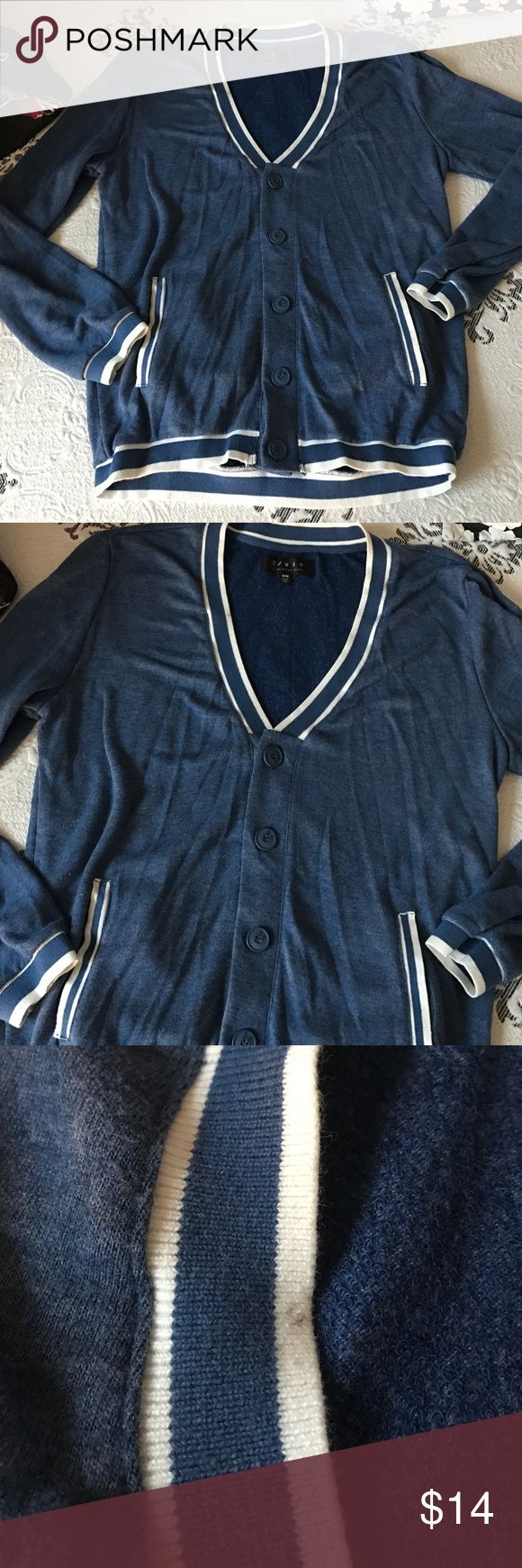 Forever 21 men's cardigan See third photo for tiny discoloration 21men Sweaters Cardigan