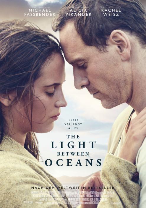 Kinotickets VERLOSUNG: The Light Between Oceans: ab 8.9.16 im Kino | Pinspiration
