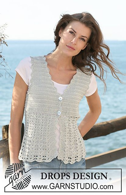 Best 197 Waistcoats - Knitting and Crochet Patterns images on ...