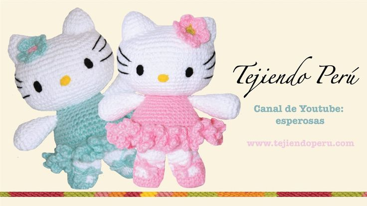 Knitting Games Hello Kitty : Best images about amigurumis en espa�ol on pinterest
