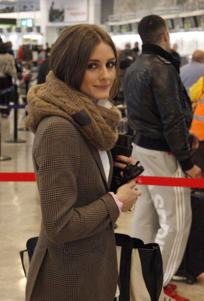 Olivia Palermo... Love her style... Not so much her personality...