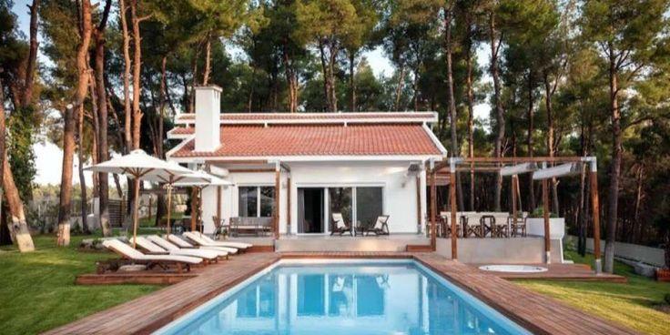 Sani, Venus Lux Pool Villa