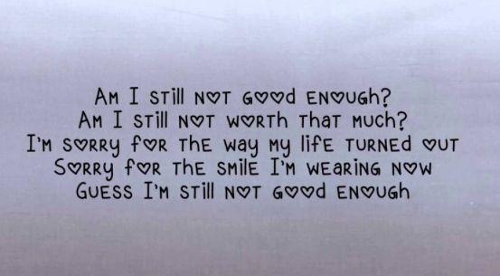 Good enough ~ Little Mix
