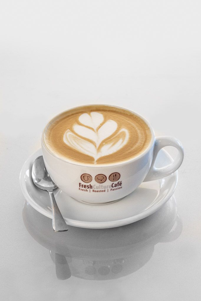 Fresh Culture Cafe Cappuccino