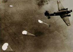 parachutits at the battle of Crete