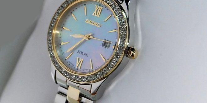 ساعات سيكو حريمي أحدث ساعات بنات Seiko ميكساتك Bracelet Watch Rolex Watches Accessories