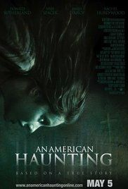 The story was somewhat more comical in nature...the movie...eh...An American Haunting Poster