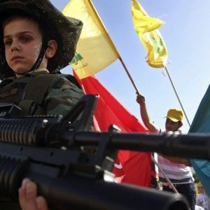This picture should be alarming to all Americans. Hezbollah says it will hit Israel from within Syria . Read more at Israel News