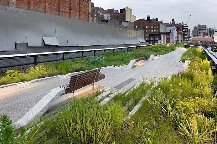 Final stretch of New York's High Line complete