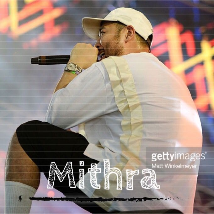 Mithra Jin