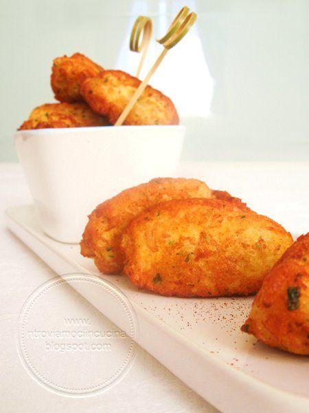 Ritroviamoci in Cucina: Crocchette di Cavolfiore e Paprika dolce... chi no...